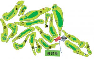 中九州カントリークラブコース